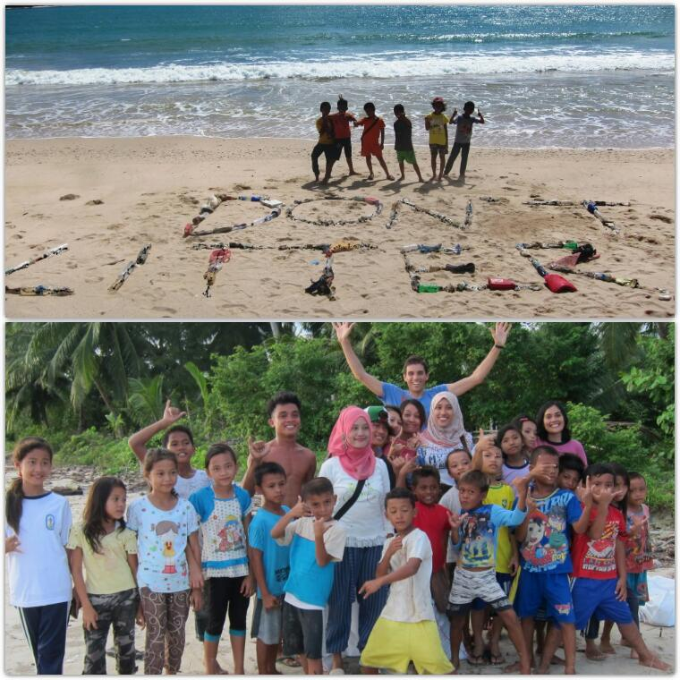 March Update: A Perfect Foundation's Collaboration Centre Mapadegat, Mentawai Islands