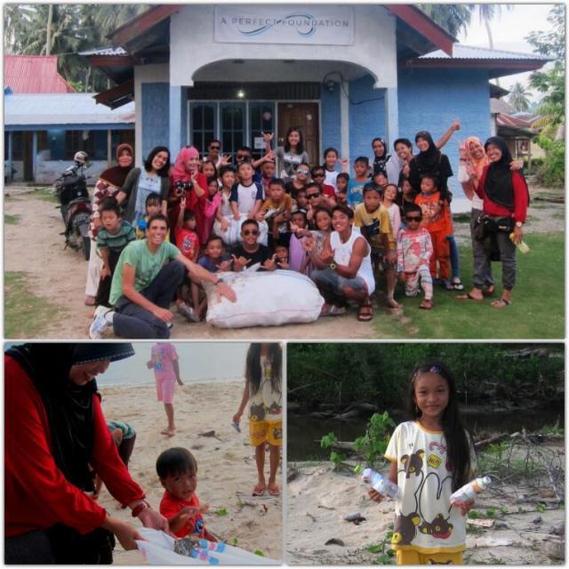 April Update: A Perfect Foundation's Collaboration Centre Mapadegat, Mentawai Islands
